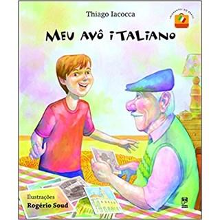 Livro - Meu Avô Italiano - Iacocca - Panda Books