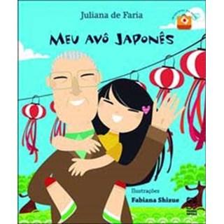 Livro - Meu Avô Japonês - Faria - Panda Books