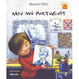 Livro - Meu Avô Português - Filho - Panda Books