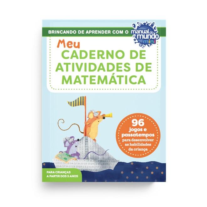 Livro - Meu Caderno de Atividades de Matemática - Brown - Sextante