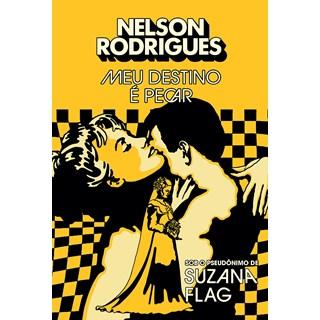 Livro Meu Destino é Pecar - Rodrigues - Hapercollins
