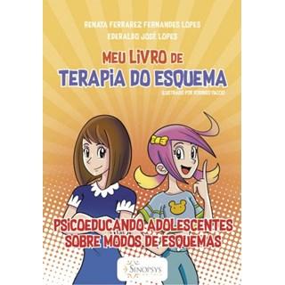 Livro Meu Livro de Terapia do Esquema - Lopes - Sinopsys