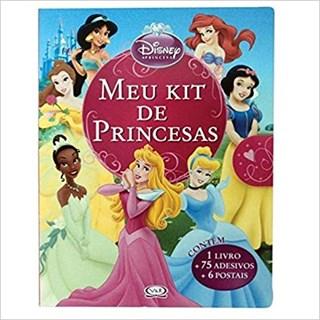 Livro - Meu Livro Kit de Princesas - Disney - V & R