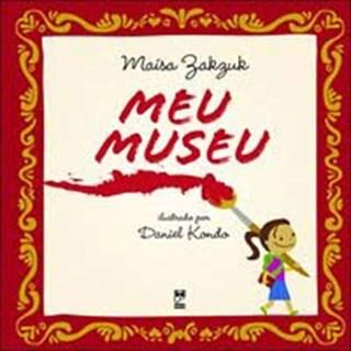 Livro - Meu museu - Zakzuk - Panda Books