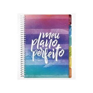 Livro - Meu plano perfeito (capa cores) - Rigazzo 1º edição