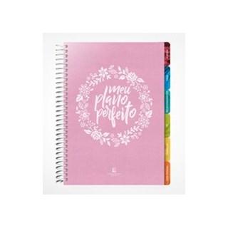 Livro - Meu plano perfeito (Capa tecido) - Rigazzo 1º edição