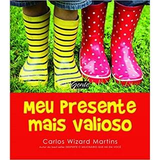 Livro - Meu Presente Mais Valioso - Martins