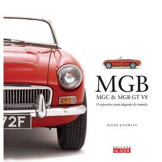 Livro MGB, MGC & MGB GT - Knowles - Alaúde
