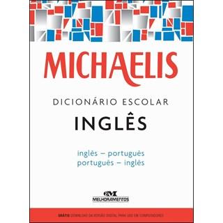 Livro - Michaelis Dicionário Escolar Inglês - Melhoramentos