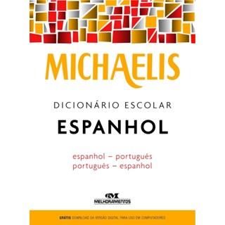 Livro - Michaelis Dicionário Espanhol Escolar - Melhoramentos