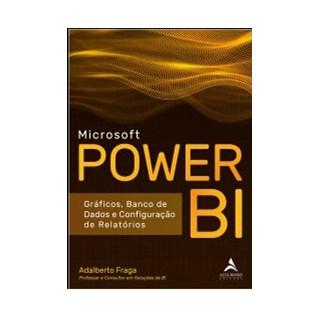 Livro - Microsoft Power BI - Fraga