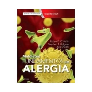 Livro - Middleton Fundamentos em Alergia - Hehir