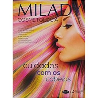 Livro Milady - Cosmetologia: Cuidados Com os Cabelos - Bonnie - Cengage Learning