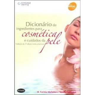 Livro - Milady - Dicionário de ingredientes para cosmética e cuidados da pele