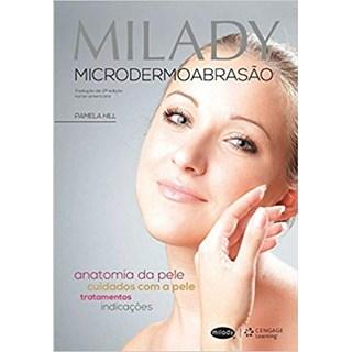 Livro - Milady Microdermoabrasão - Hill