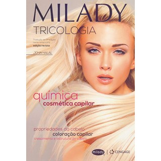 Livro Milady: Tricologia - Halal - Cengage Learning