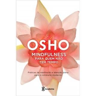 Livro - Mindfulness - Osho - Planeta