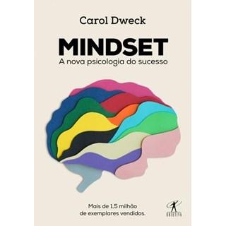 Livro - Mindset - Dweck 1ª edição