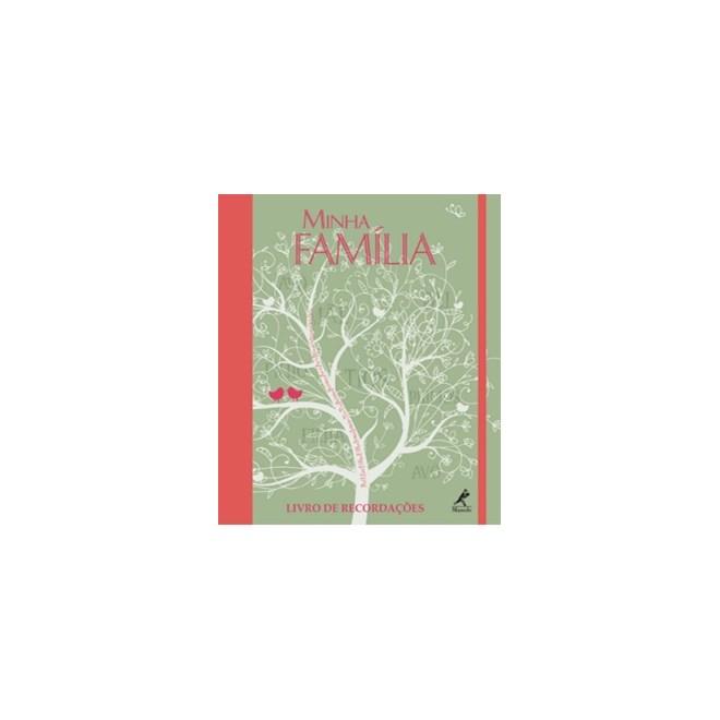 Livro - Minha Família: Livro de Recordações BF