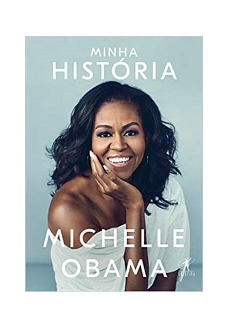 Livro - Minha História Michelle Obama - Obama