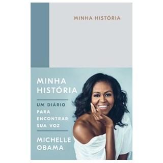 Livro - Minha história - Obama 1º edição