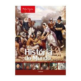 Livro - Minha Primeira Enciclopédia - História do Mundo - Aceti; Scuderi 1º edição