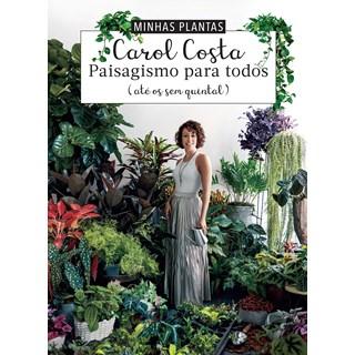 Livro Minhas Plantas - Costa - Paralela