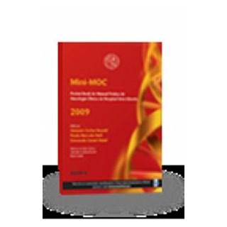Livro - Mini-Moc - Pocket Book do Manual Prático de Oncologia Clínica do Hospital Sírio Libânes