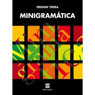 Livro - Minigramática - Terra - Scipione