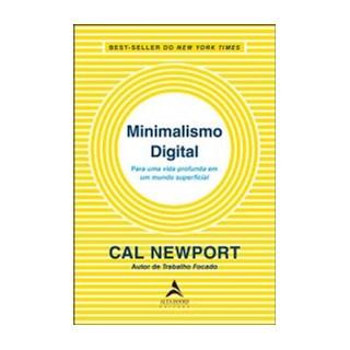 Livro - Minimalismo Digital - Newport