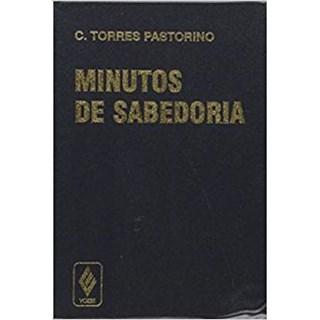 Livro - Minutos de Sabedoria (Simples)  - Pastorino
