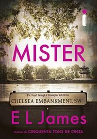 Livro Mister E L James