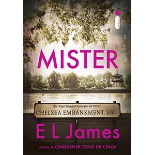 Livro - Mister - E L James