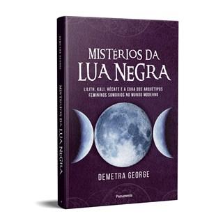 Livro Mistérios da Lua Negra - George - Pensamento