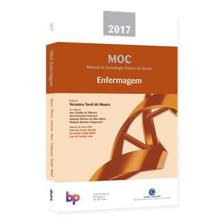 Livro - MOC Enfermagem - Manual de Oncologia Clínica no Brasil - Moura 1ª edição