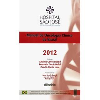 Livro - MOC - Manual de Oncologia Clínica do Brasil - Buzaid