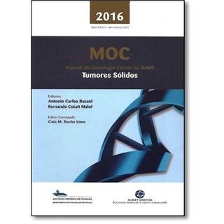 Livro - MOC - Manual de Oncologia Clínica do Brasil - Tumores Sólidos 2016