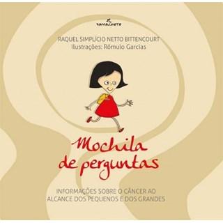 Livro - Mochila De Perguntas - Bittencourt - Casa do Psicologo