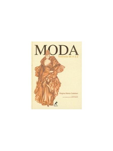 Livro - Moda Ilustrada de A a Z  - Catellani