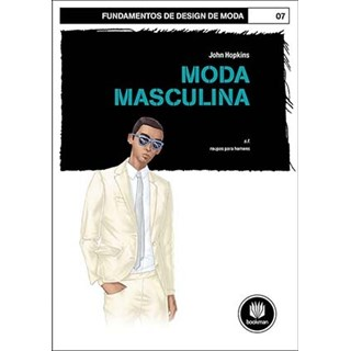 Livro - Moda Masculina - Hopkins