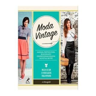 Livro - Moda Vintage - Bornfield