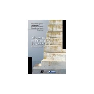 Livro - Modalidades de pesquisa em psicanálise: métodos e objetivos - Fulgencio
