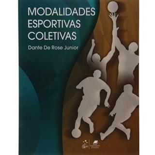 Livro - Modalidades Esportivas Coletivas - Junior