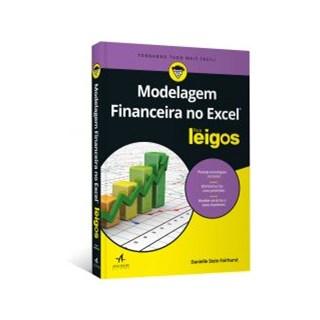 Livro - Modelagem Financeira no Excel Para Leigos - Fairhurst