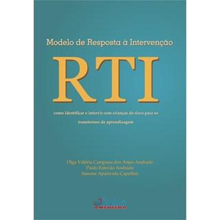 Livro - Modelo de Resposta à Intervenção RTI - Andrade