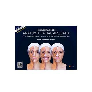 Livro - Modelo Dinâmico de Anatomia Facial Aplicada - Boggio