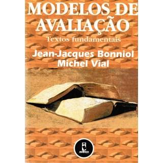 Livro - Modelos de Avaliação - Textos Fundamentais - Bonniol