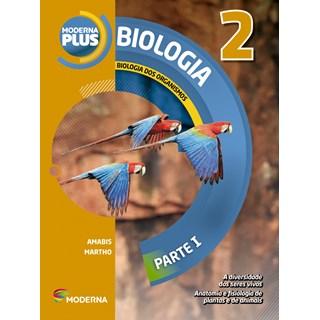 Livro - Moderna Plus Biologia - 2 Ano EM - Moderna
