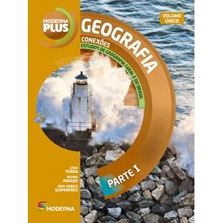 Livro - Moderna Plus - Geografia Conexões - Vol Único - Terra