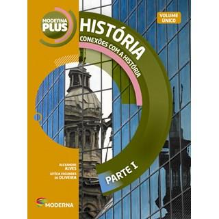 Livro - Moderna Plus História - Volume Único EM